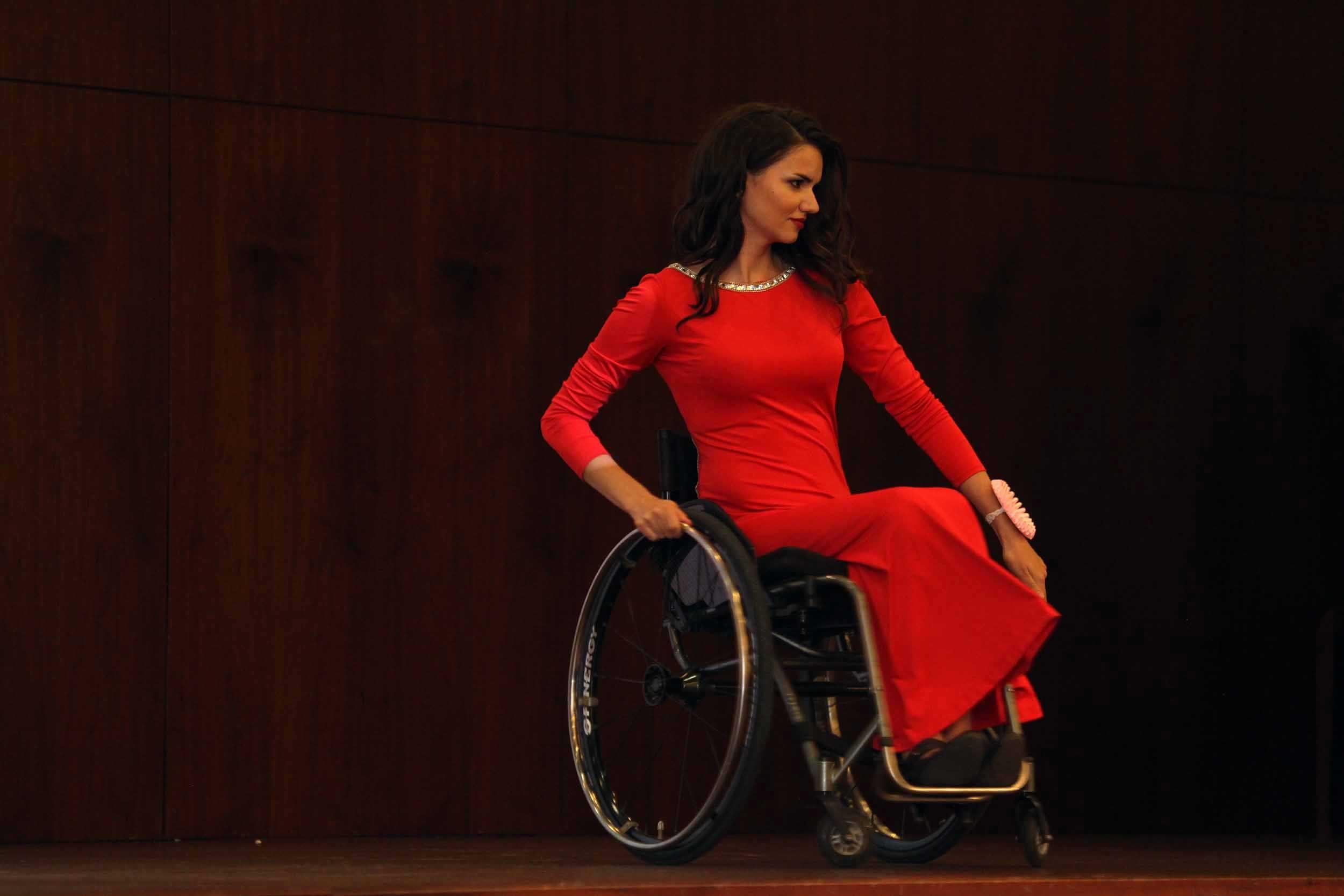 Конкурс среди девушек с инвалидностью
